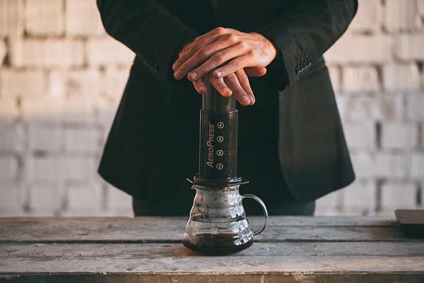 Аэропресс - устройство для приготовления кофе