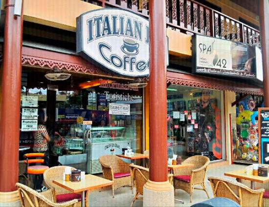 Итальянский кофе - разновидности и способы приготовления