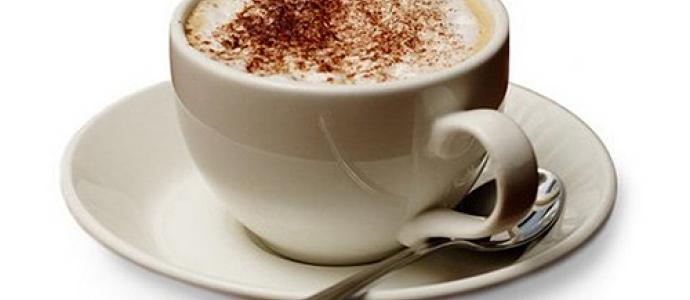 Калорийность капучино и добавок в кофе