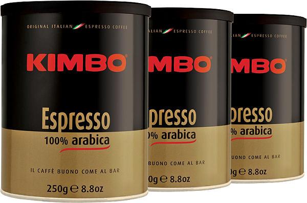 Кофе Kimbo  - особенности и ассортимент