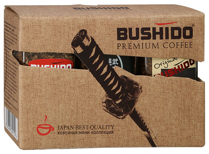 Кофе Бушидо (Bushido)