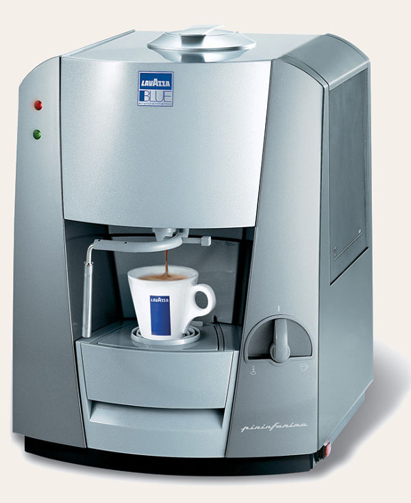 Кофемашина Lavazza BLUE