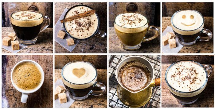 Кофе мокко и рецепт вкуснейшего латте из его бобов