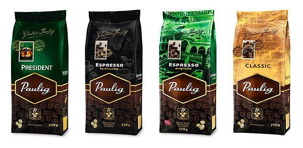 Кофе Paulig - история бренда и обзор ассортимента