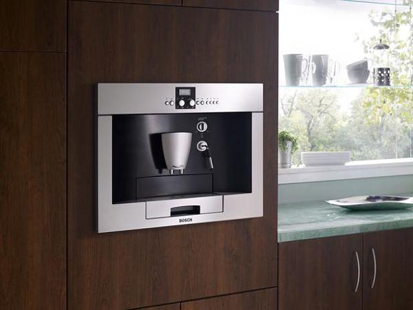 Встраиваемая кофемашина - лучший выбор для современной кухни