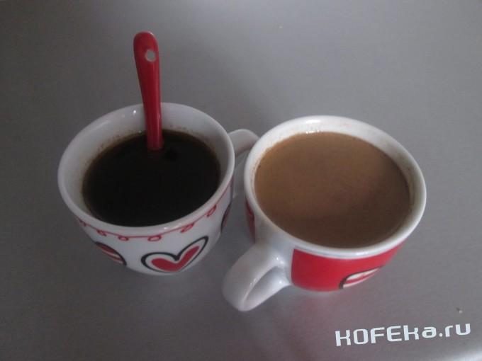 Приготовление кофе на песке