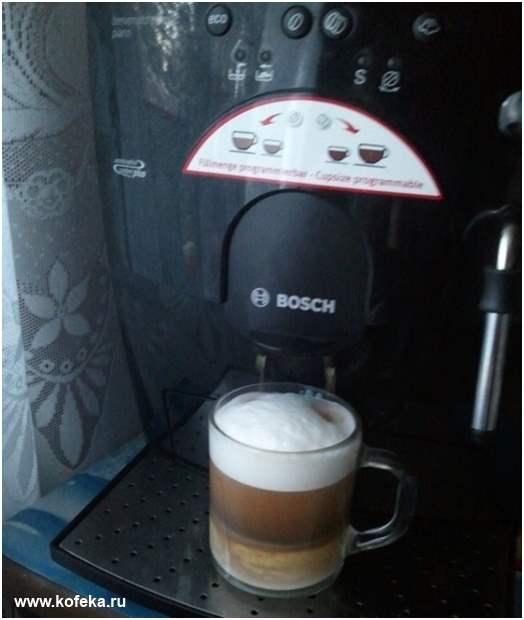 Обзор - отзыв Bosch tca 5201