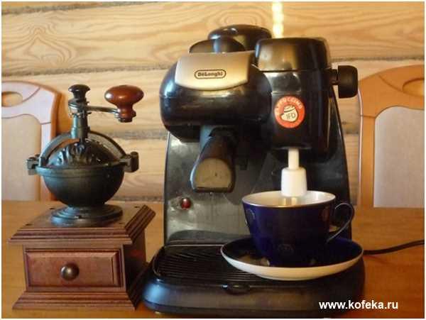 кофемашина Delonghi Ec9 инструкция - фото 4