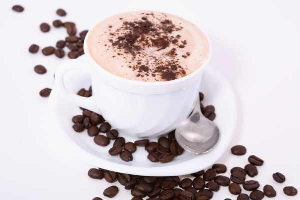 кофе с амаретто и сливками