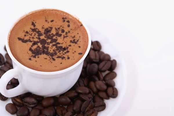 кофе с амаретто и корицей
