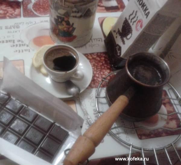 Кофе с лимоном: рецепт приготовления