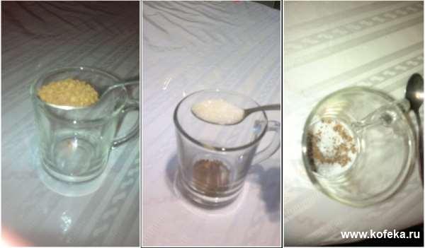 Рецепты кофе с молоком
