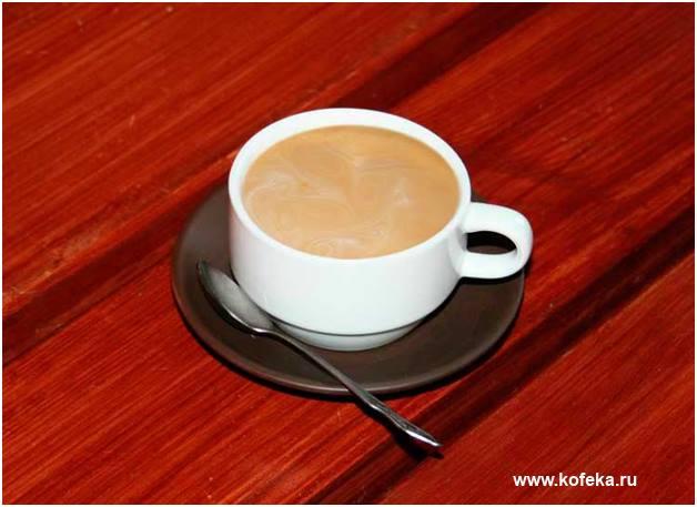 Как сделать кофе на молоке фото 622