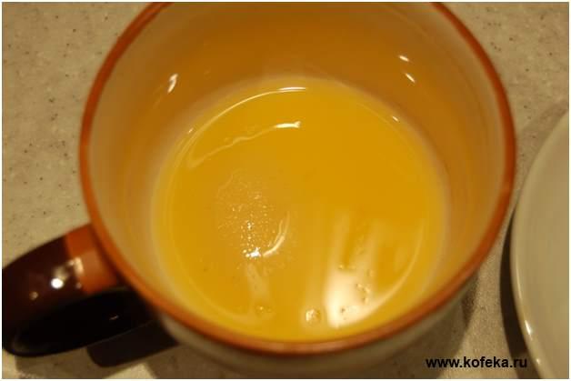 Кофе с апельсином: бодрящий и освежающий