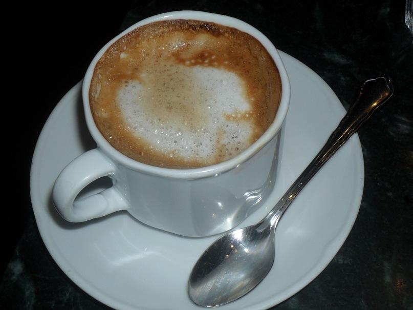 Кофе со сливками рецепт