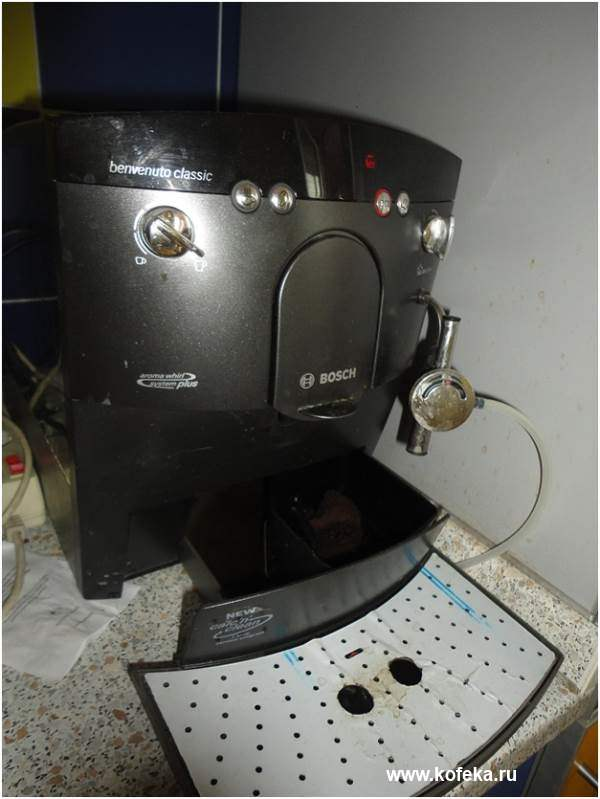 кофеварка Bosch TCA 5802