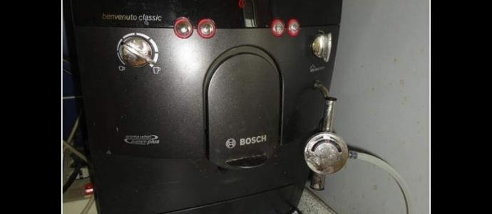 Кофемашина Bosch TCA 5802