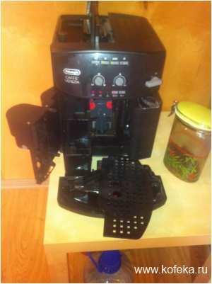 Обзор кофемашины delonghi esam 2200