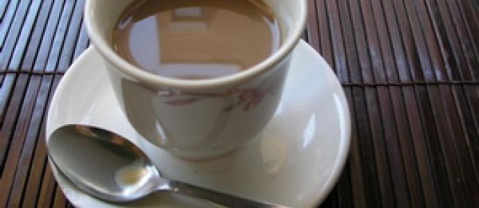 Кофе латте с корицей просто вкуснотища