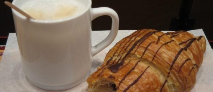 Кофе со сливками  Бичерин