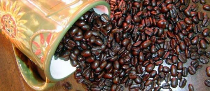 Рецепт кофе с ягодами и сливками