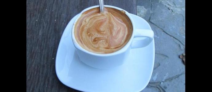Оригинальный кофе со сливками