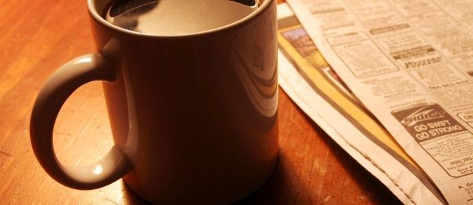 Рецепт приготовления черного кофе с корицей