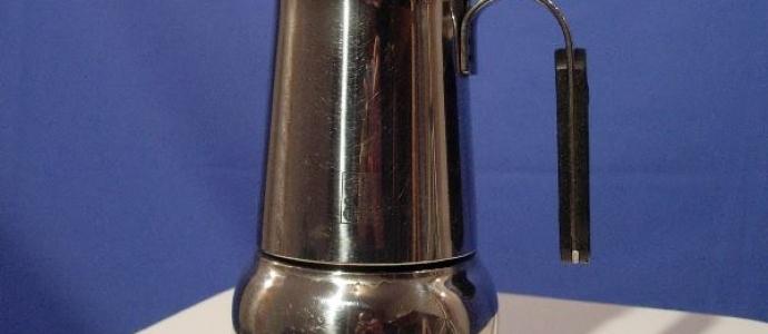 Гейзерная кофеварка  источник ароматного кофе