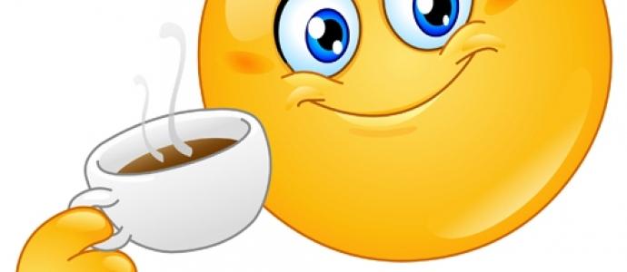 Холодный кофе летом