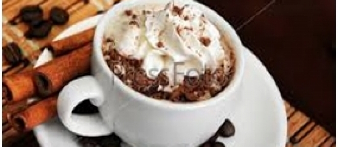Рецепт кофе с корицей и какао