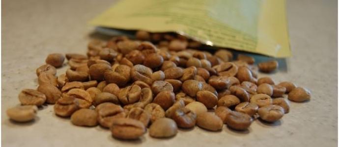 Зеленый кофе в домашних условиях